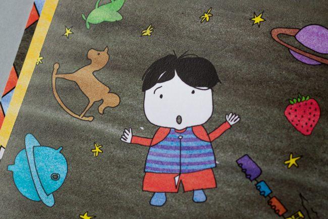The Adventures of Little Batkobal children's book