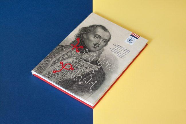 Książka oKazimierzu Pułaskim