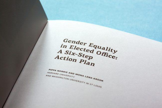 Raport Gender Equality